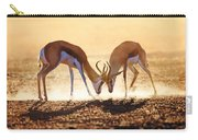 Springbok Dual In Dust Carry-all Pouch