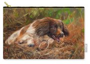Springer Spaniel 2 Carry-all Pouch