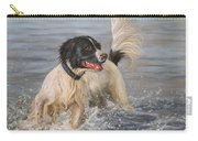 Springer Spaniel Carry-all Pouch