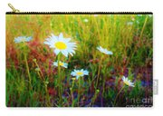 Springing Daisy's Carry-all Pouch