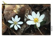 Spring's Bloom Carry-all Pouch