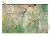 Springtime Allegory Carry-all Pouch