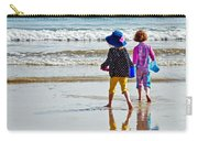 Springtime At The Seaside Carry-all Pouch