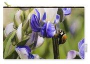 Springtime Bluebonnet Carry-all Pouch