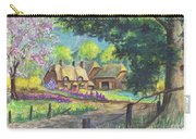 Springtime Cottage Carry-all Pouch