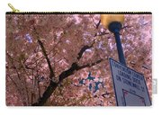 Springtime In Charlotte Carry-all Pouch by Lydia Holly
