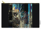 Springtime In New York - New York City Street Scene Carry-all Pouch
