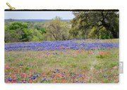 Springtime In Texas Carry-all Pouch