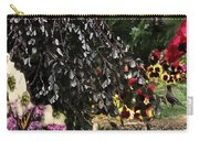 Springtime In Zebulon Center Carry-all Pouch