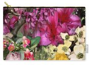 Springtime In Zebulon Left Carry-all Pouch
