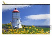 Springtime Lighthouse Carry-all Pouch