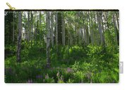 Springtime On The Grand Mesa Carry-all Pouch