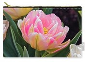 Springtime Sprites -- Parrot Tulips Carry-all Pouch