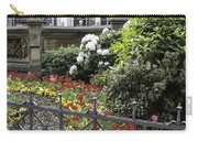 Springtime Tulips In Cologne Germany Carry-all Pouch