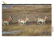 Sprinting Pronghorn Carry-all Pouch