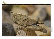 Spur-throated Grasshopper Carry-all Pouch