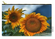 Squamish Sunflowers Carry-all Pouch