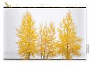 Square Diptych Tree 12-7693 Set 1 Of 2 Carry-all Pouch