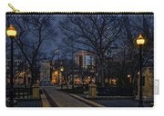 Square In Regina Carry-all Pouch