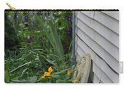 Squash Blossoms Carry-all Pouch