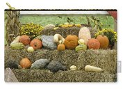 Squash Gourds And Pumpkins Carry-all Pouch