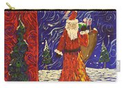 Squiggle Christmas Carry-all Pouch