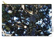 Squiggly Branches Carry-all Pouch