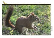 Squirrel And His Sunflower Seed Carry-all Pouch