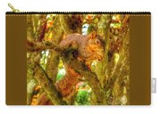 Squirrel Away Acorn Carry-all Pouch