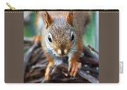 Squirrel Close-up Carry-all Pouch