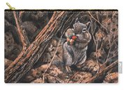 Squirrel-ly Carry-all Pouch