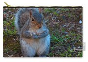 Squirrel Seeds Carry-all Pouch