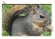 Squirrel Thief Carry-all Pouch