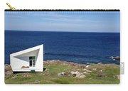 Squish Studio Tilting Fogo Island Newfoundland Carry-all Pouch