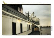 S.s. Badger Car Ferry Carry-all Pouch