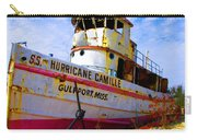 Ss Hurricane Camille Tugboat Carry-all Pouch