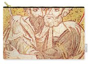 Saints Peter And Paul Embracing Carry-all Pouch