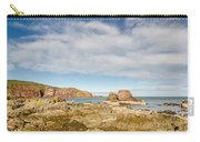 St Abbs Rocky Shoreline Carry-all Pouch