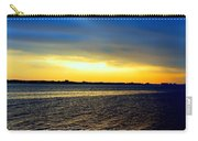St Andrews Bay Sunset Carry-all Pouch