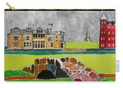 St Andrews Swilcan Bridge Carry-all Pouch