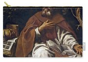 St Anthony Abbot Carry-all Pouch