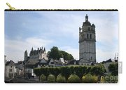 St. Antoine Tower And The Chateau De Loches Carry-all Pouch