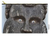 St Augustine Blue Eyes Carry-all Pouch