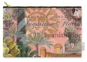 St. Augustine Florida Vintage Collage Carry-all Pouch