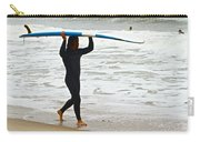 St Augustine Surfer Four Carry-all Pouch