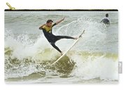 St Augustine Surfer Two Carry-all Pouch