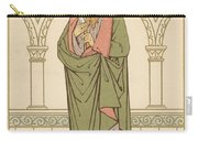 St Bartholomew Carry-all Pouch by English School