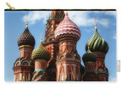 St. Basil's Cathedral Carry-all Pouch
