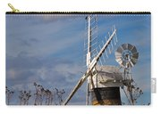 St Benets Drainage Mill Norfolk Carry-all Pouch
