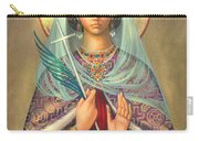 St. Catherine Carry-all Pouch by Zorina Baldescu